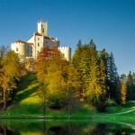 Trakoscan-castle